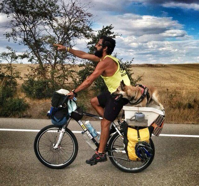 21 lecciones que aprendí al viajar en bicicleta.