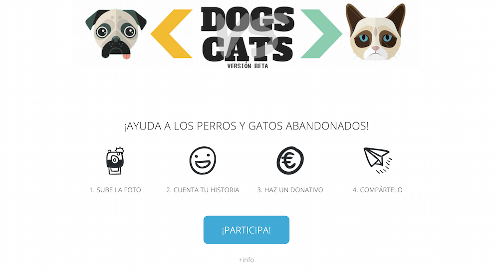 portada de dogs vs cats