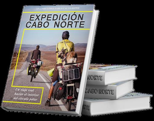 Expedición Cabo Norte, el libro.