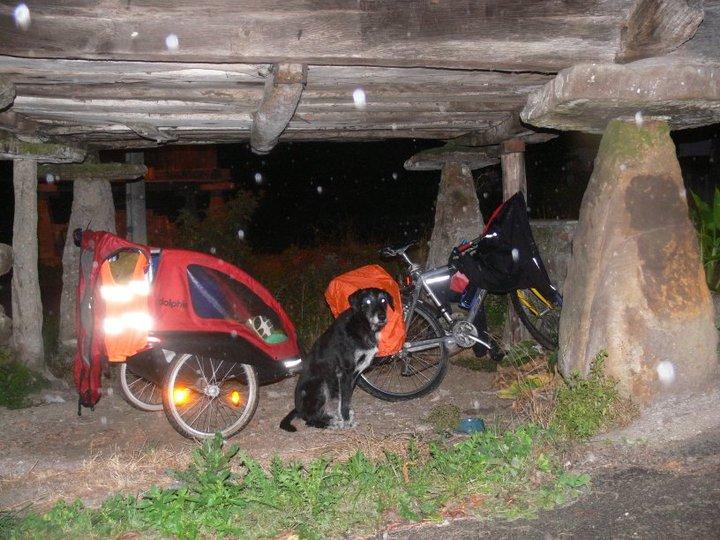 horreo cicloturismo