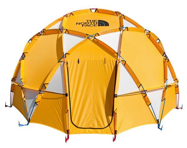 tienda acampada north face