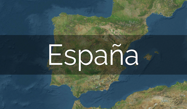 Rumbo al Este: fotos de España