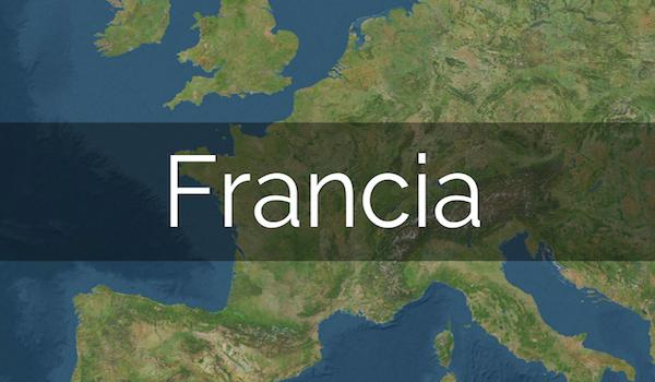 Rumbo al este: fotos Francia