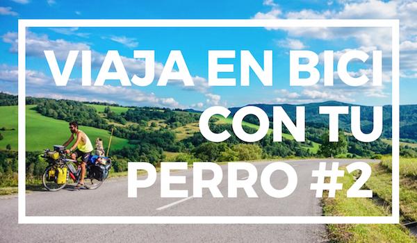 Viaja en bici con tu perro #2 | BICIS DE CARGA, CAJAS, CESTAS Y REMOLQUES.