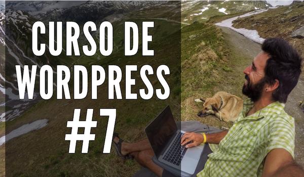 Curso de WordPress #7 | COMENTARIOS