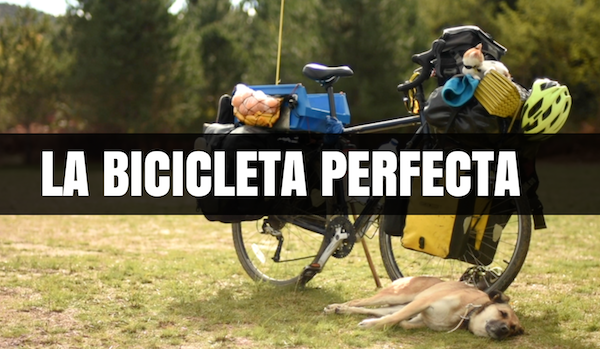 LA BICICLETA DE CICLOTURISMO PERFECTA