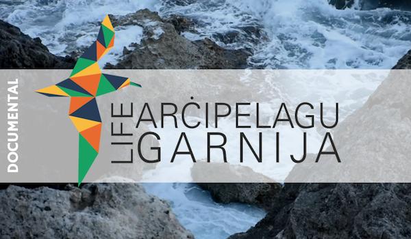 DOCUMENTAL ARCHIPIÉLAGO GARNIJA