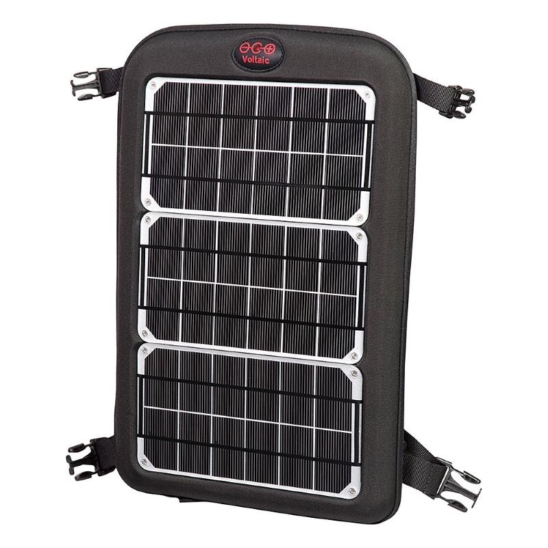 Cargador solar Voltaic