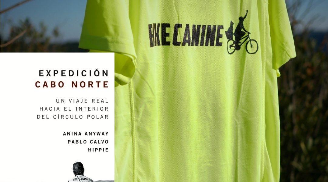 LOTE: CAMISETA DEPORTIVA + LIBRO DEDICADO