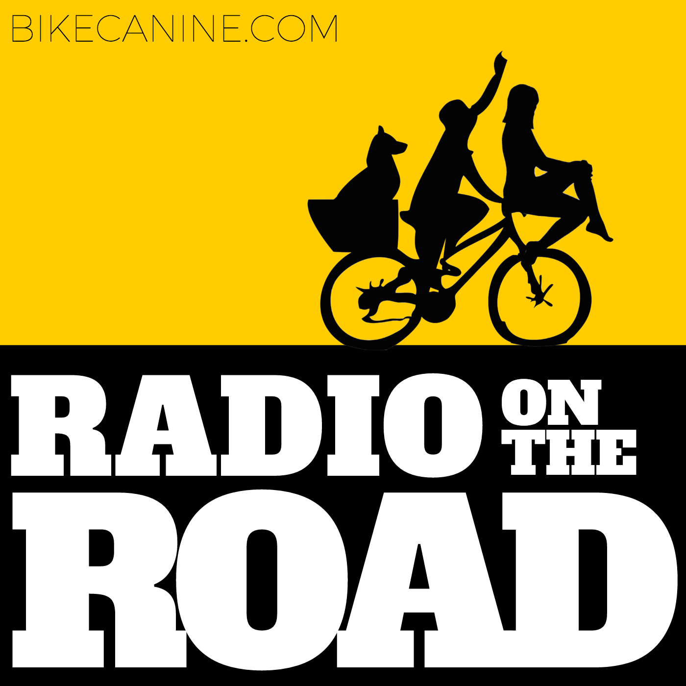 RADIO ON THE ROAD | Cicloturismo, Viajes, Aventuras, Perros, Humor.