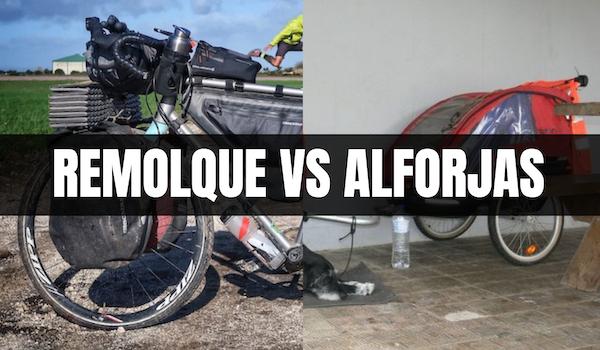 REMOLQUE VS ALFORJAS