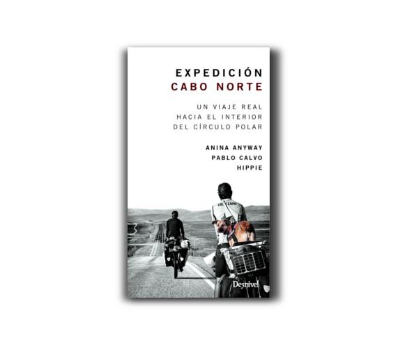 """Libro """"EXPEDICIÓN CABO NORTE"""" DEDICADO"""